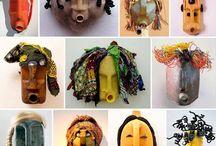 mascaras afro