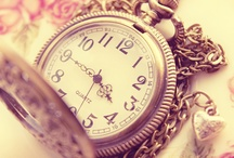 Clocks ~ Watches ~ Gears  / Time / Steampunk / by Mary Vaskus
