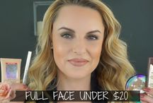 beauty: hair + nails + makeup + skincare