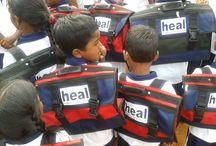 HEAL / HEAL (Health and Education for All) was founded by Dr Satya Prasad Koneru. The charity, run entirely by volunteers, has chapters in the UK, India, USA & Australia.