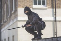 Ninja / You wouldn't want to practice the Ninja's art of invisibility without our great range of Ninja equipment.