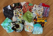 Cloth diapers - Wickeln & Stoffwindeln