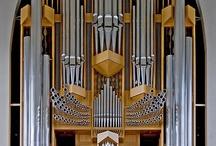 Pipe Organ estetics