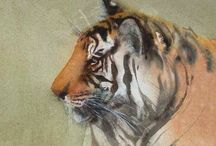 Animal and Wildlife Paintings