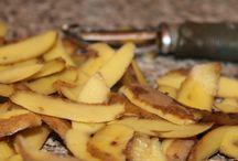 brambory a jablka