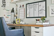 Office/Work Station Ideas