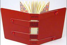 Encuadernación, cartonaje, libros diy...