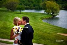 The Wedding Kiss / These perfect moments are captured in photographs at Grand Geneva Resort weddings. / by Grand Geneva