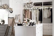 Dressing Room / Fabulous Dressing Room with hardwood floors