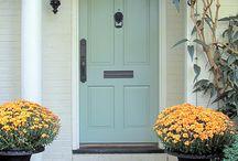 Front Doors welcome Home !