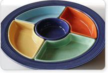 Fiesta ware / by Nancy Johnson