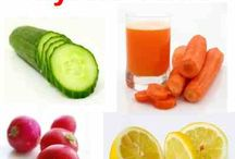 Food/Drink Recipes / How to make healthy drinks and meals.