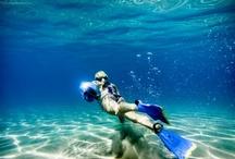 In / Underwater