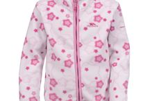 Girls Trespass Coats new in