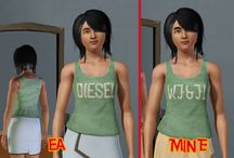 {Sims 3} Simlish CAS
