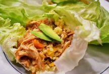 Paleo Dinner Recipes - Meats & Fish