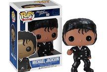 Figuras Pop! Funko / Colección de figuras de vinilo Pop! de la marca Funko, de todo tipo de personajes populares famosos reales y de ficción: Michael Jackson, Batman, Joker, Los personajes de Juego de Tronos... hay muchas graciosas y divertidas figuras ¿cuál es tu preferida?