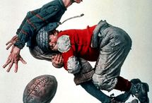 """N: NORMAN ROCKWELL""""..."""