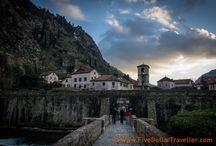 Bucketlist: Kotor, Montenegro
