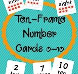 Boîtes de 10 ; ten frames
