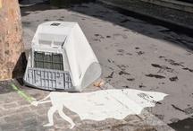 j'aime #urbain & #streetart / by Céline Luc