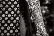 Rangoli & Mehendi-it's Art! / Intricate mehendi and rangoli / by Shaadi Masala Company