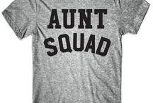 Aunt life