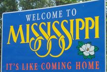Proud Mississippi / by Betty Pullen