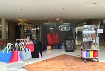 Sobo at WoodBridge Mall NJ / Want to see what SOBO's all about?  We'll be at the Woodbridge Mall in New Jersey all day today and tomorrow with a Pop Up Show!  Stop by and discover your SOBO style.