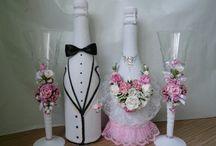 свадебные наборы