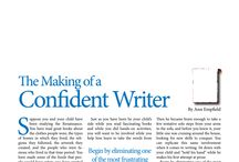 Articles about Effective Writing