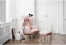 Colours of the year 2016 / Create a beautiful calming home in Serenity and Rose Quartz