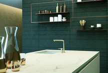 Kitchen work surfaces / Tough, hard-working and beautiful, a good worktop will pull your kitchen scheme together