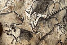древние артефакты / роспись  археология