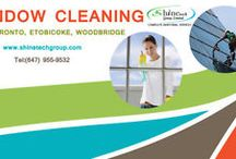 Window Cleaning services Brampton