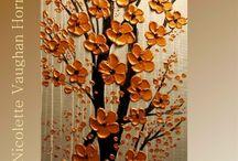 dekoratif pano ornekleri