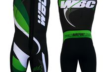 WBC Eagle Barefoot Suits