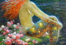 Sirenas ~ Mermaids