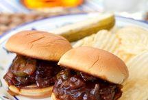 Recipes-Burgers