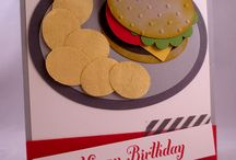 Cards - Birthday / by Cindy Sargent
