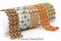 Beaded Bracelets / by Boryana Kolf