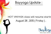 Hot Vinyasa Yoga Dubai