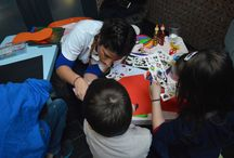 Creative playtime with our best Nannukas at Hard Rock Cafe!