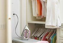 Guarda roupas / Praticidade