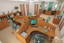 Элитный дизайн офисов / Дизайн офисных помещений