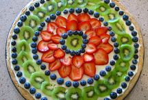 Fruity Party Foods