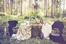 Wedding theme / inspiración temas boda
