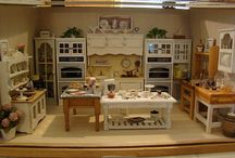 Miniature kitchens / Mini ideas
