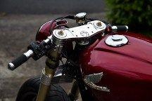 Honda CB750 / Najnowszy projekt bazujący na Honda CB750 Custom z 1980 od MetatronDesign