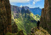 ● travel: africa.